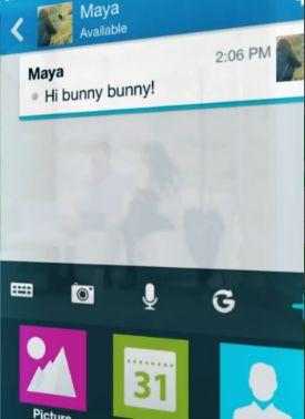 aplicacion de mensajeria para android