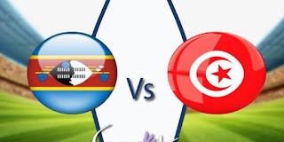 تونس سوازيلاند مباشر