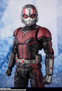 Figuras: Imágenes y detalles de los nuevos S.H.Figuarts Ant Man de Avengers: Endgame - Tamashii Nations