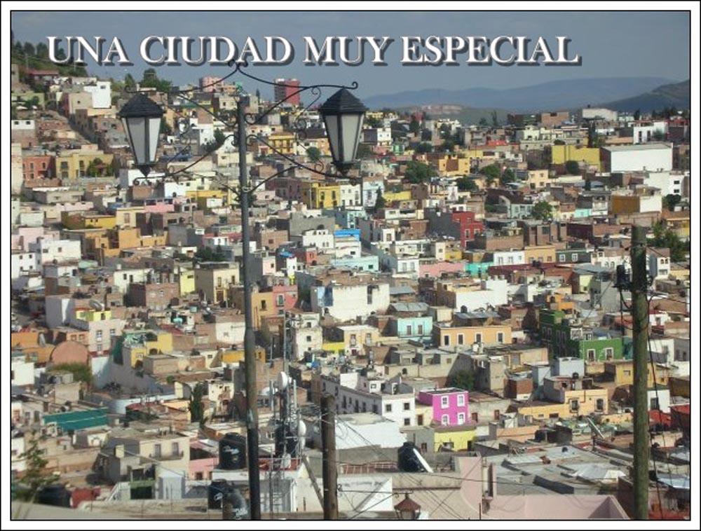 Una ciudad muy especial en México