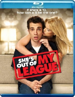 She's Out of My League 2010 Dual Audio BRRip 480p 300Mb