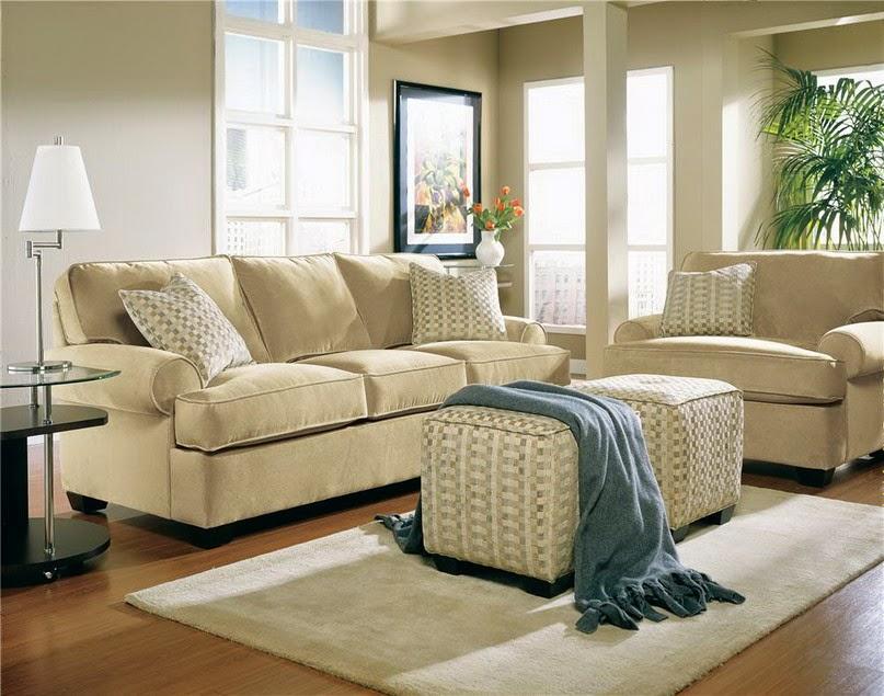 10 savjeta za ure enje male dnevne sobe mali magazin - Cream high gloss living room furniture ...