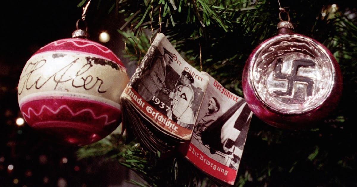 As Bereans Did Falsely Accused Nazi Christmas Propaganda