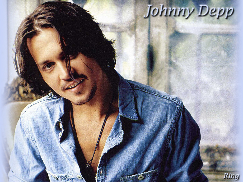 HD Wallpaper Of Johnny Depp
