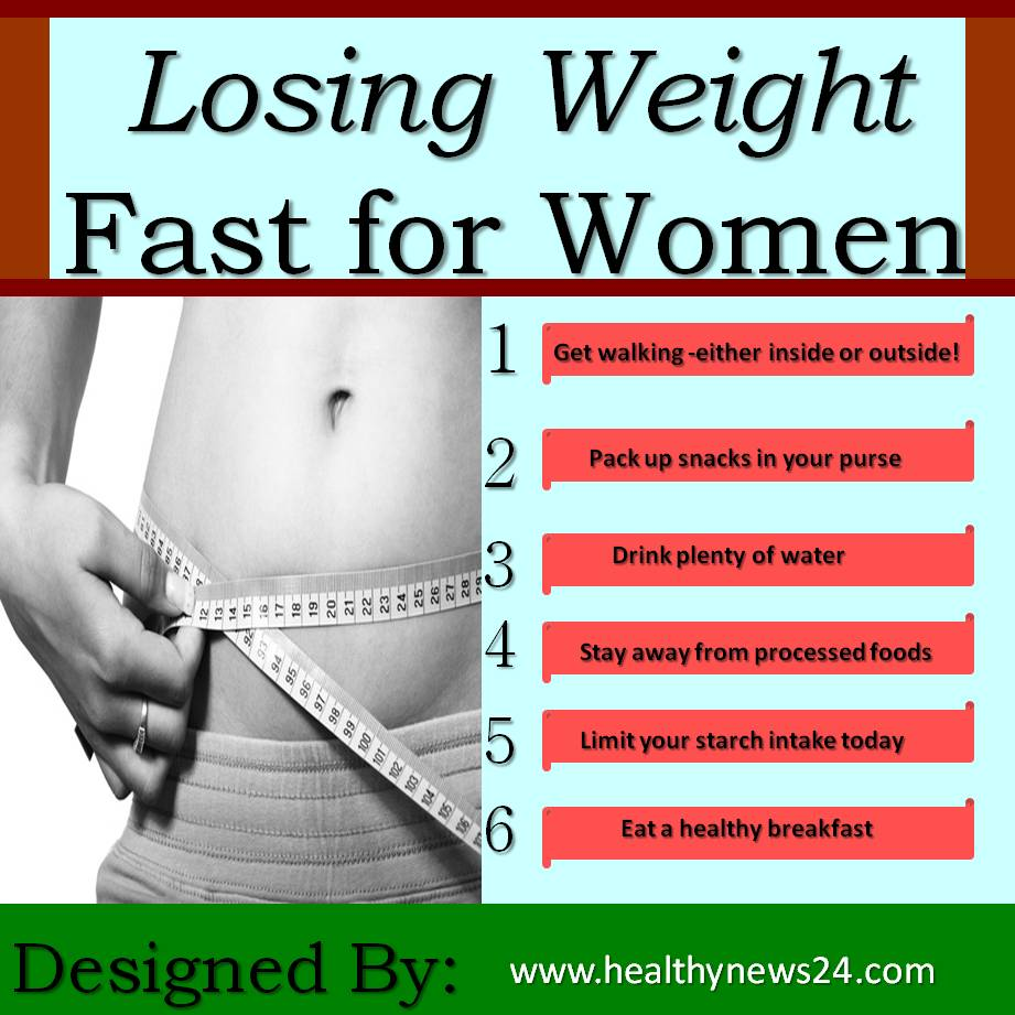 How to lose weight fast in the stomach 89