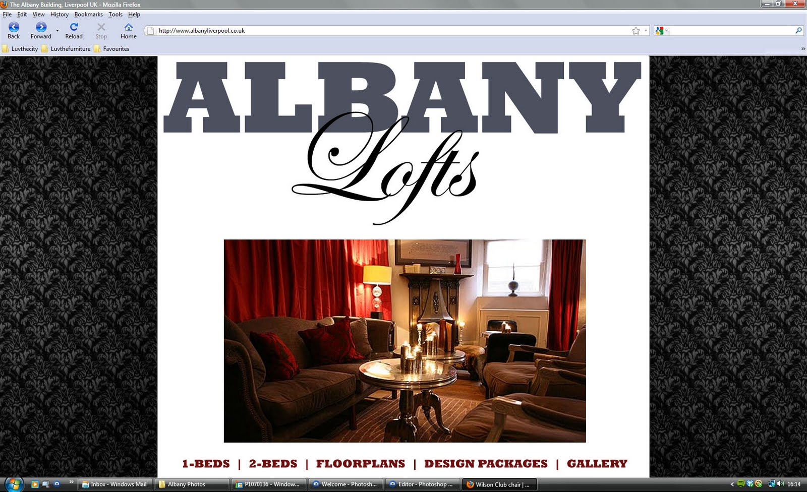 Marketing Ideas For Albany Building Liverpool The Albany