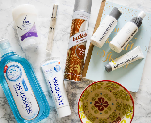 Morning Routine with Sensodyne Blogger