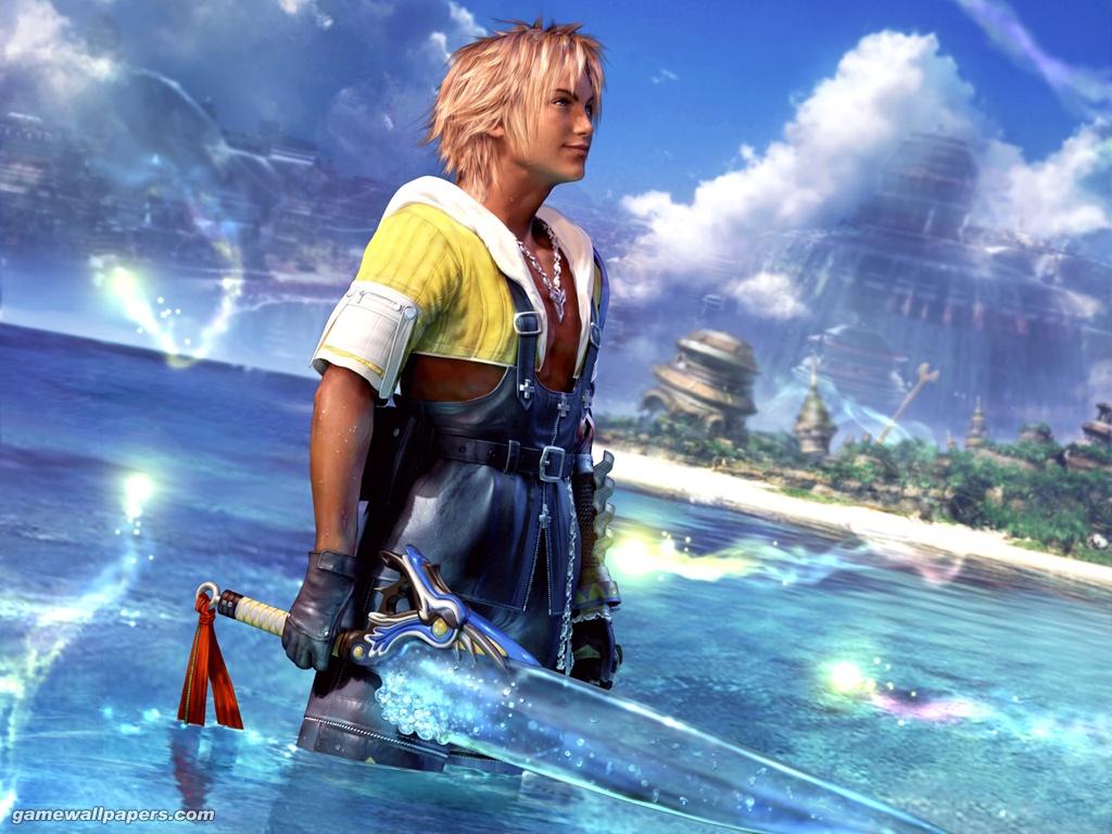 Final Fantasy 10 Wallpaper: Kane Blog Picz: Hd Wallpapers Final Fantasy X