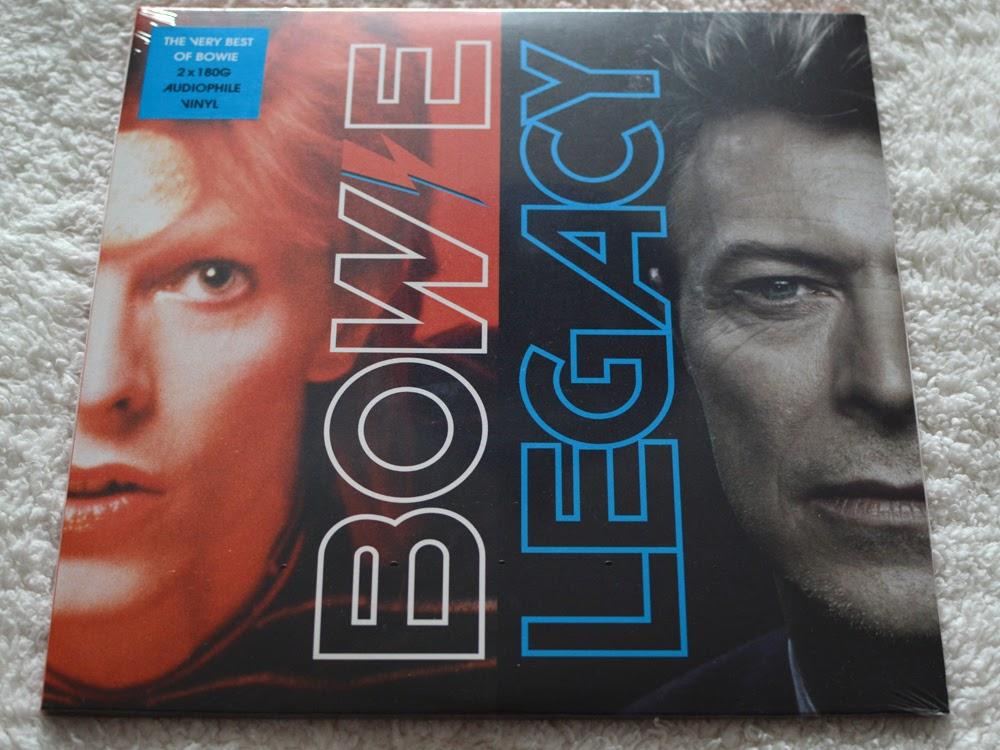 Bowie Legacy Vinyl