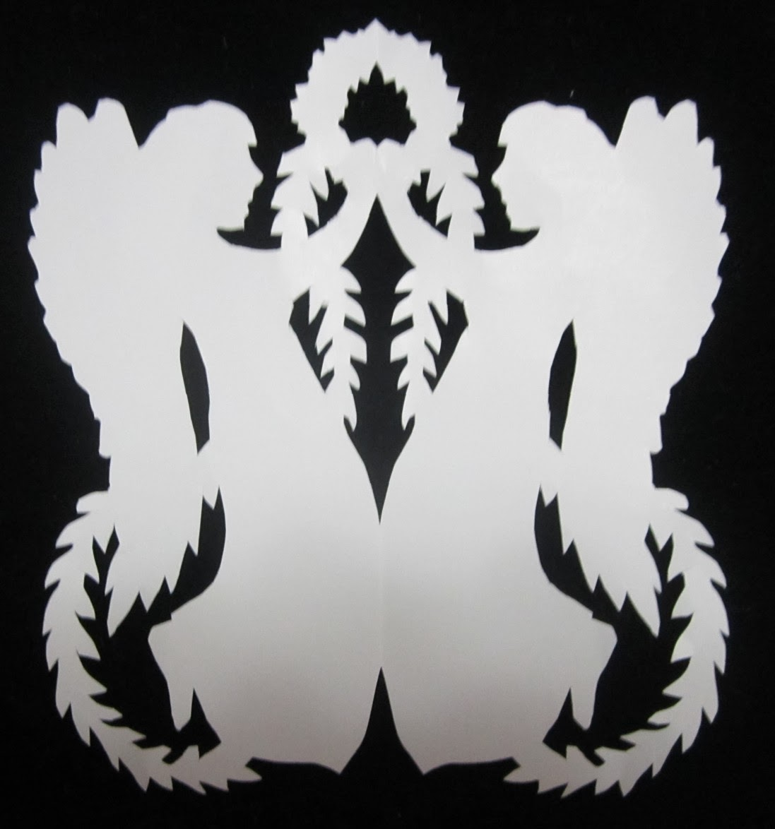 ravings of a mad crafter  scherenschnitte and papercutting