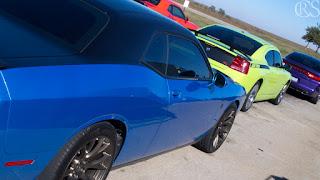 B5 Hellcat Sublime Daytona Plum Crazy R/T