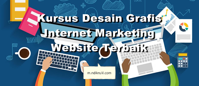 Kursus Desain Grafis, Internet Marketing, Website Terbaik DUMET School