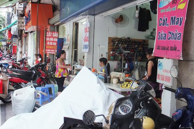 tailor-hanoi ハノイの洋服屋