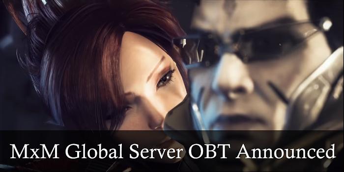 Master x Master - Global Server OBT Announced