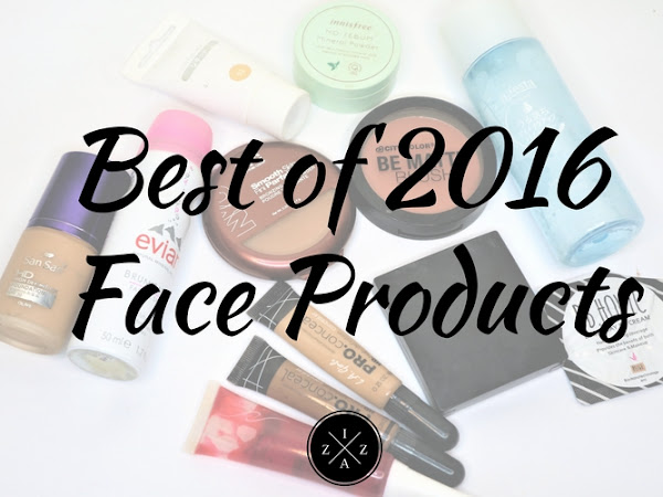 Best of 2016 | Face Products