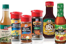 McCormick propone sabores gourmet