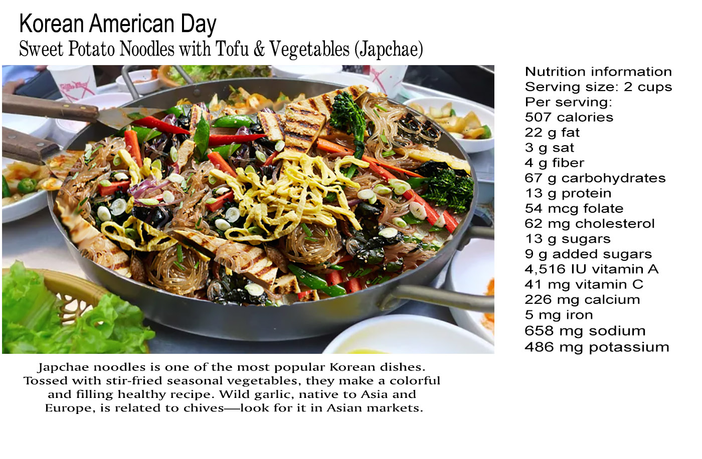 Dietitians online blog korean american day celebrate korean foods traditional korean meals are noted for the number of side dishes that accompany steam cooked short grain rice kimchi is served at nearly every meal forumfinder Image collections