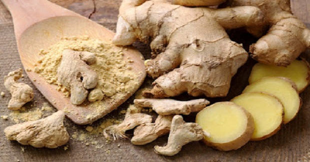Shield Yourself From Flu, Colds, Liver, And Kidney Stones With This MIRACLE GINGER TEA.