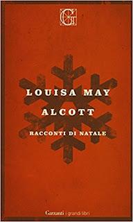 copertina racconti di natale di louisa may alcott