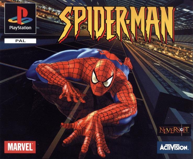 Spider-man download (2001 arcade action game).