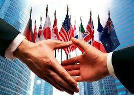 Penjelasan lengkap asas pola hubungan Internasional yang di bangun Indonesia.
