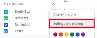 How to Share Google Calendar (1000% Working Tips)