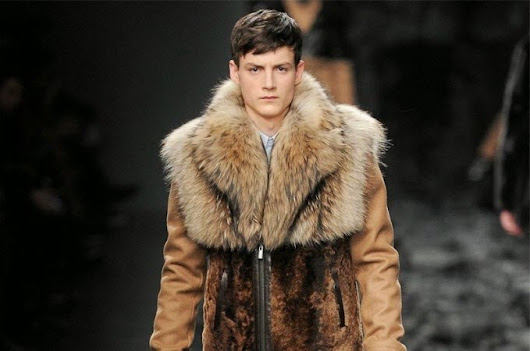 Winter is Coming—Fendi F/W 2014 Channels Eddard Stark, and You Can Too