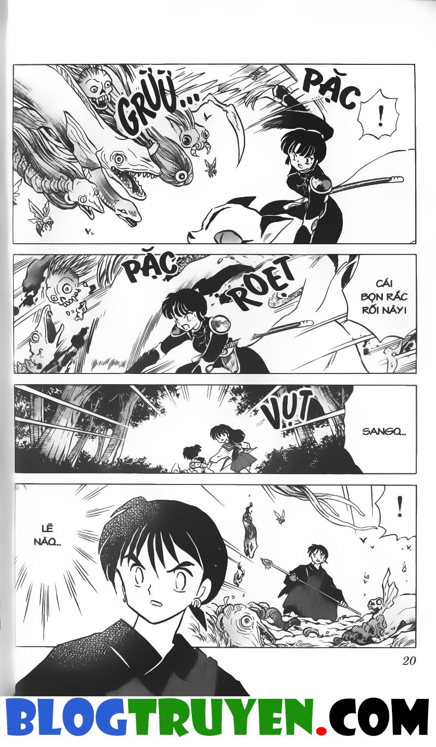 Inuyasha vol 19.1 trang 18