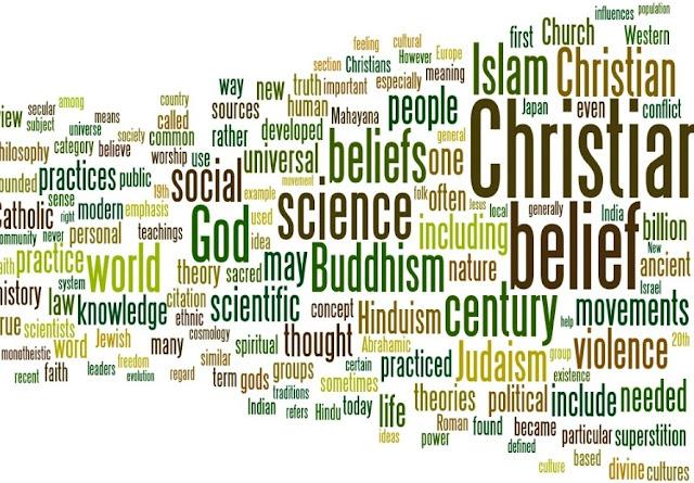 Seagama Bukan Berarti Seiman, Seiman Tidak Harus Seagama