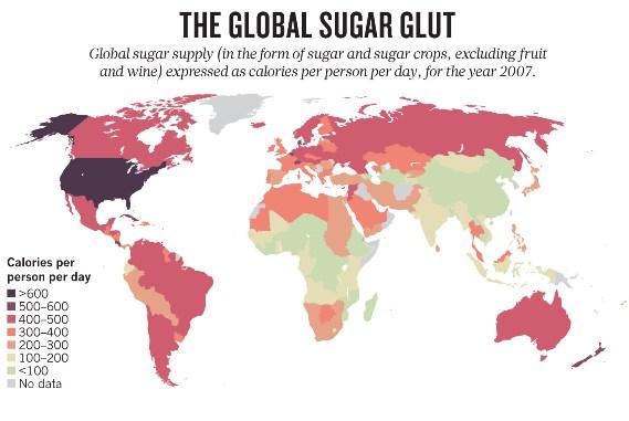 awet muda kurangkan makan manis gula