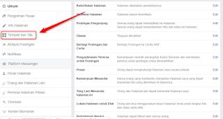 Apakah kalian memiliki fanspage facebook? sudahkah template yang di pakai di fanspage facebook tersebut sesuai dengan kategori kegunaannya? ada beberapa fanspage facebook dalam kasus ini tidak sesuai dengan kategori kegunaannya, padahal Facebook sendiri telah menyediakan fitur template yang sesuai kebutuhan dan kegunaan fanspage.