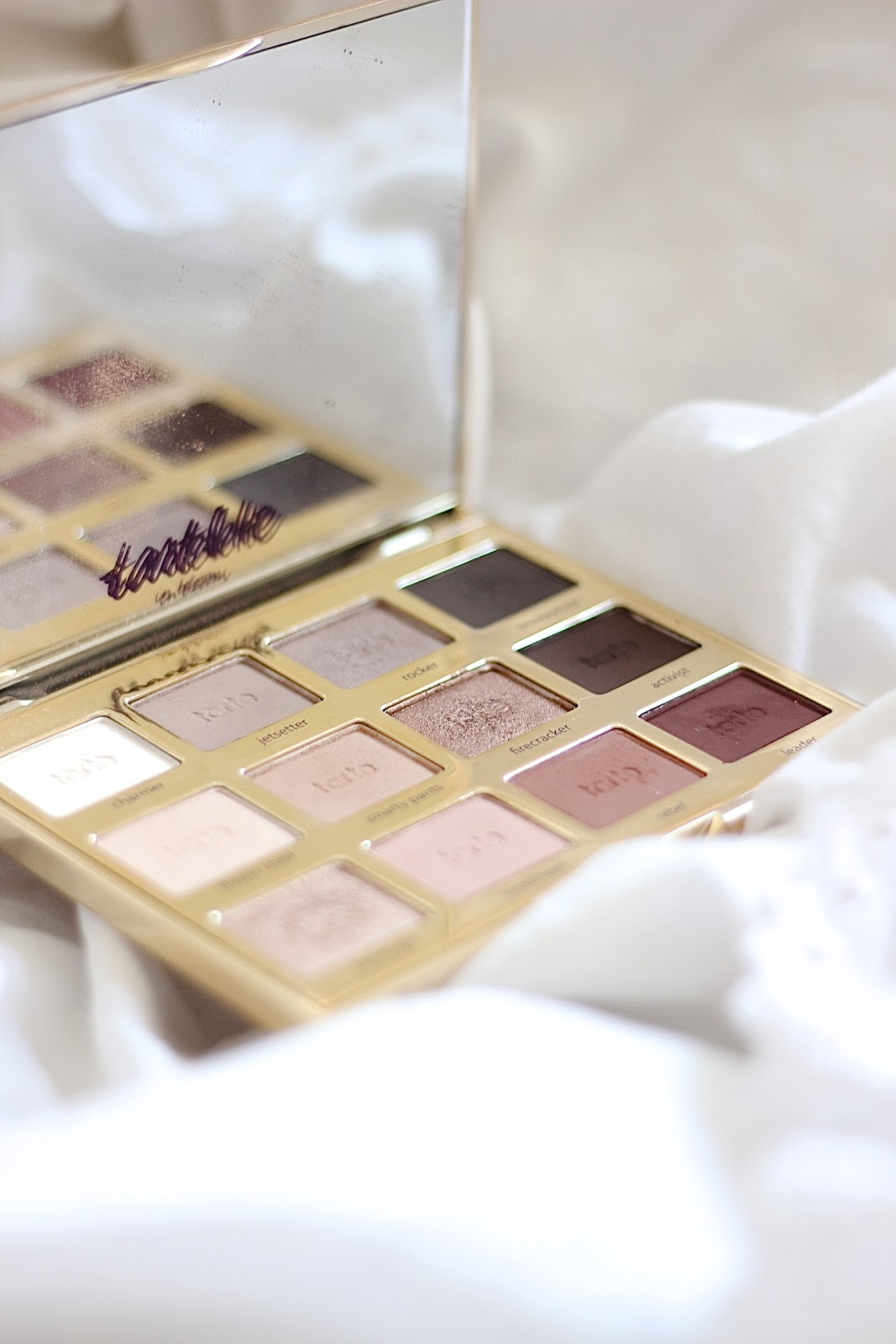 Tarte In Bloom Palette.