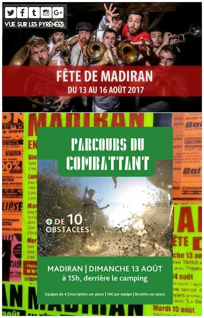 Les fêtes de Madiran 2017