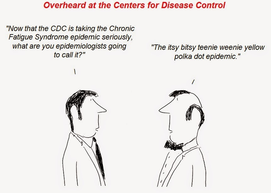 cfs, cartoon, cdc, hhv-6, myalgic, atlanta, epidemiologist, chronic fatigue syndrome
