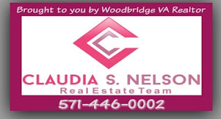 Brought to you by Woodbridge VA Realtor Claudia S. Nelson