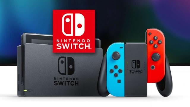إحصائيات : 30% من اللاعبين على جهاز Nintendo Switch يستخدمون الوضع المحمول