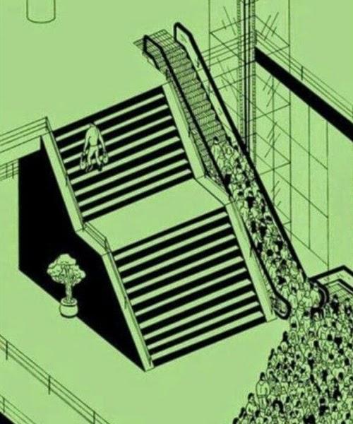 Loạt hình ảnh về bản chất cuộc sống khiến bạn phải giật mình