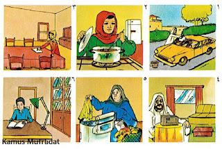 cerita bahasa arab tentang keluarga
