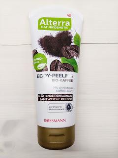 BIO peeling bio-caffe kawowy Alterra