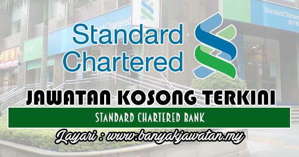 Jawatan Kosong 2018 di Standard Chartered Bank