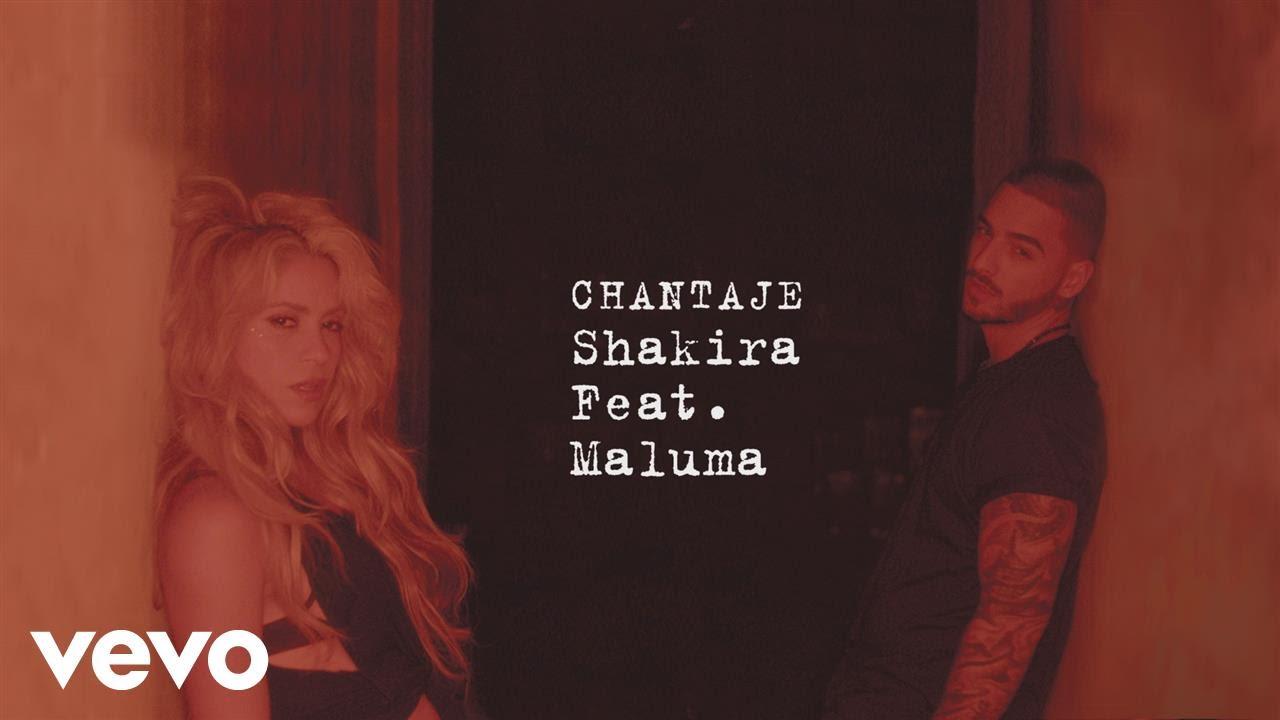 "Shakira estrena el video de ""Chantaje"", junto a Maluma"