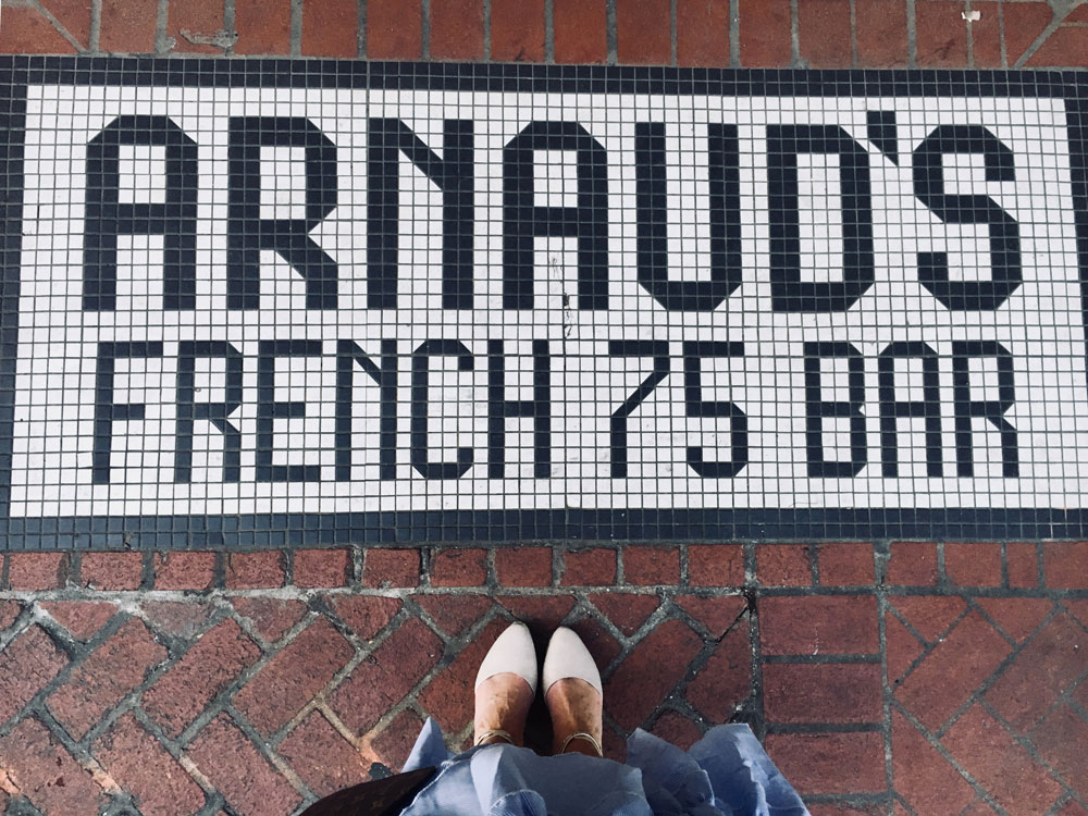 arnaud's french 75 bar