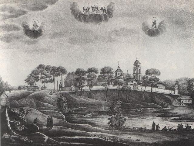 По следам утраченной Святыни Богородского уезда