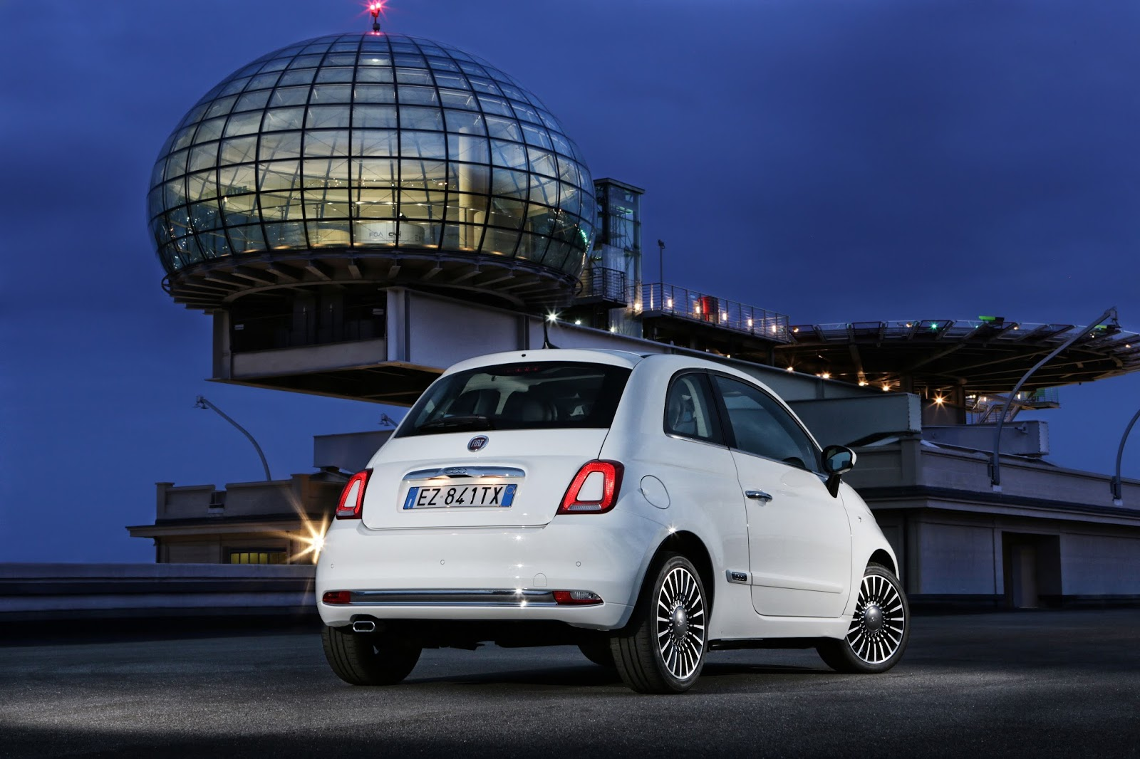 150703 FIAT Nuova 500 02 Η άφιξη του νέου Fiat 500 είναι γεγονός