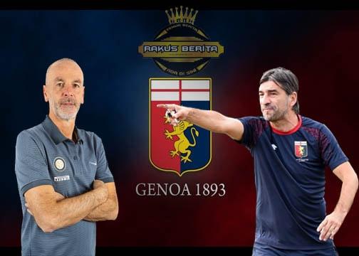 Genoa Bakal Hantam Inter Seperti Saat Menaklukkan Juventus