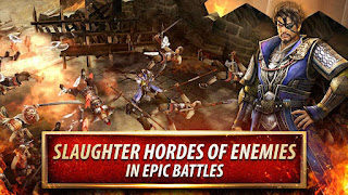 Download game mod terbaru for android yang paling keren Dynasty Warriors: Unleashed v1.0.6.7 Mod Apk Update Terbaru