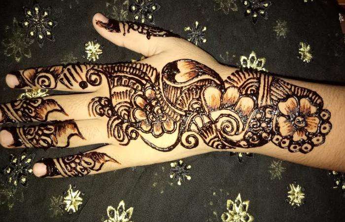 Wedding Mehndi Designs