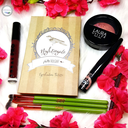BOXYCHARM for September 2018: WILD FLOWER!