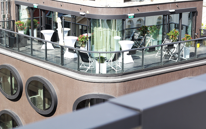 Hotel Topazz Wien Architekt