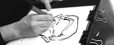 Silu Cartoon - Live Caricature, London Hand Drawing Portrait